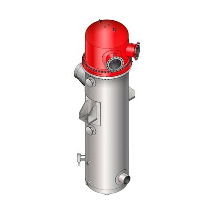 Подогреватели сетевой воды ПСВ