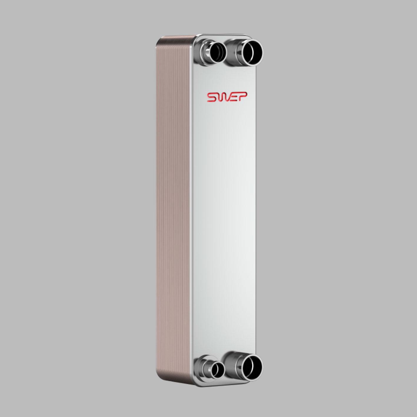 Паяные теплообменники SWEP типа QA
