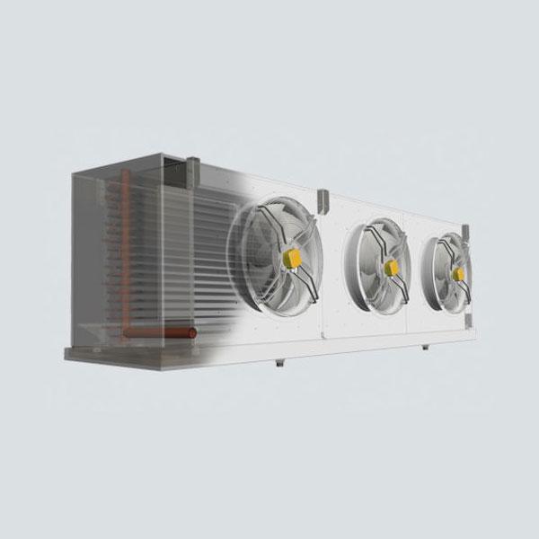 Воздухоохладители по индивидуальному проекту GOEDHART