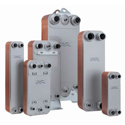 Испарители и конденсаторы ALFA LAVAL