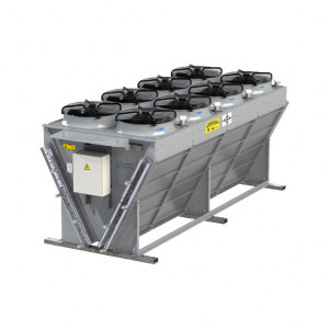Alfa-V VDD-2 сухой охладитель жидкости Альфа Лаваль