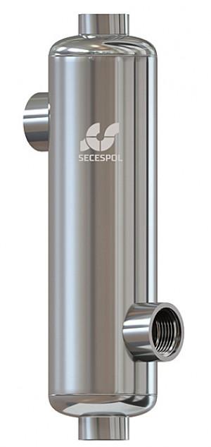 B-line TYPE B180 кожухотрубный теплообменник Secespol