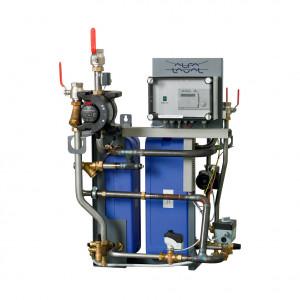 Midi Basic 100 модульный тепловой пункт Альфа Лаваль