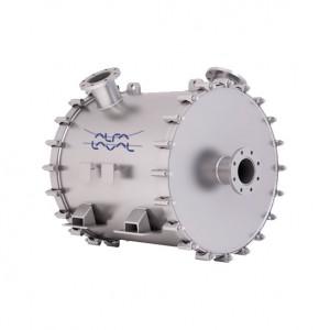 Тип 1 сварной спиральный теплообменник Alfa Laval