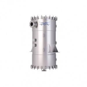 Тип 2 сварной спиральный теплообменник Alfa Laval