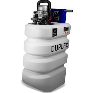 X-PUMP IN PULSE профессиональный элиминейтор Pipal для безразборной промывки инженерных систем с компрессором