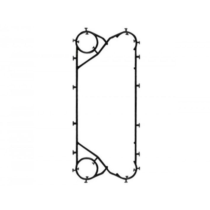 Типы резиновых уплотнений для теплообменников
