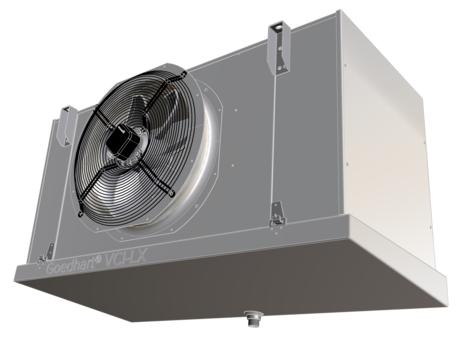 Kelvion представляет воздухоохладители Goedhart® с рабочим давлением до 60 бар