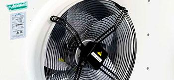 Вентиляторы воздушных конденсаторов Alfa Laval AlfaBlue Junior AG